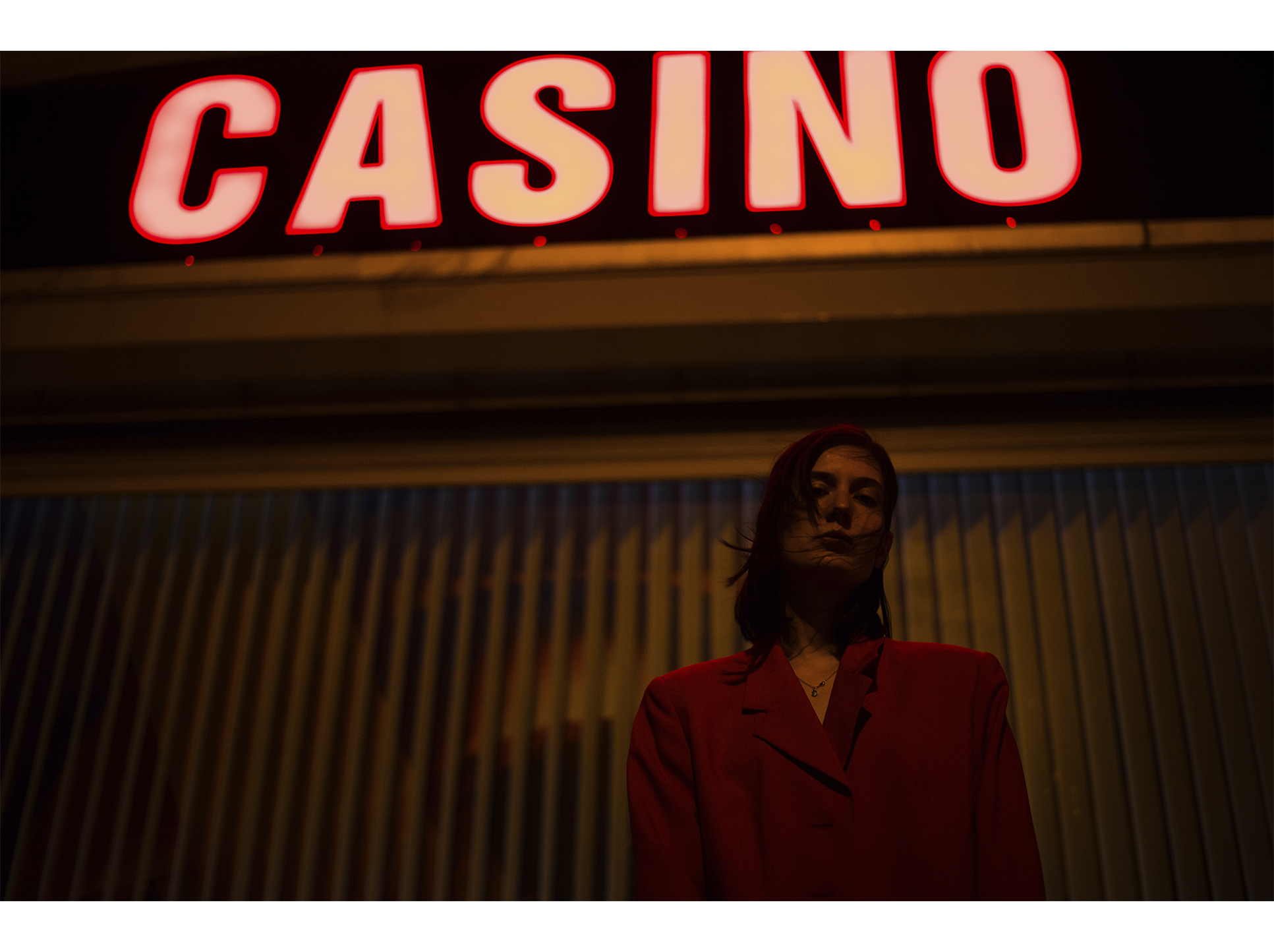 justine berlin casino daniel peace photographer photography
